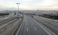 istanbul'da Trafiğe Kapalı Yollar