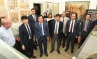 Güney Kore Heyetinden Demiryolları Müzesi'ne Ziyaret
