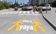 """Ankara'da """"Önce Yaya"""" Projesi Hayata Geçiriliyor"""