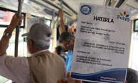 Hayal Vagonu Eskişehir Tramvayında