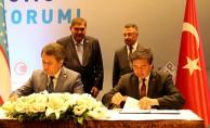 Özbekistan ile Demiryolu Taşımacılığında İşbirliği