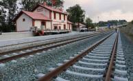 Samsun-Sivas (Kalın) Demiryolu Hattında Test Sürüşü