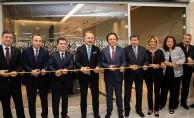 Ankara YHT Garı CIP Salonu Açıldı