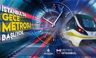 İstanbul Metrosunda Gece Seferleri Nasıl Yapılacak? Akıllara takılan soruların cevapları...