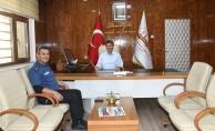 POMEM Müdürü TÜDEMSAŞ'ı Ziyaret Etti