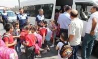 Diyarbakır'da Okul Servislerine Sıkı Denetim
