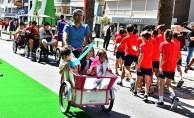 İzmir'de Otomobilsiz Kent Günü ve Açık Sokaklar Günü Etkinliği