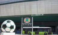 Maçlara rahat ulaşım için ek otobüs hatları bu sene de hizmette