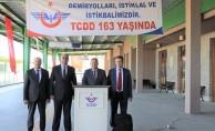 TCDD'nin 163. yaşı Afyonkarahisar'da coşkuyla kutlandı