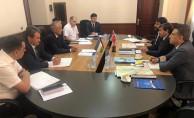 TCDD Taşımacılık ile Özbekistan Demiryolları Arasında İşbirliği