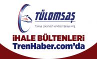 26 Lokomotifin APU Onarım İşçiliği İhalesi