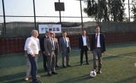 3. Geleneksel Halı Saha Futbol Turnuvası Başladı