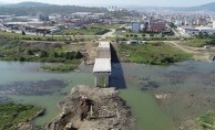 Melet'e Alternatif Köprü Ay Sonunda Trafiğe Açılacak