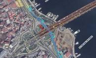 Unkapanı kavşağı, tramvay projesi kapsamında yenilenecek