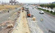 Yenikent Ayaş Yolu'nda Çalışmalar Hızlandırıldı