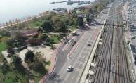 bCep duraklar, Salim Dervişoğlundaki trafiği akıcı hale getirdi/b