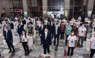 15 Temmuz Ruhu Tarihi Ankara Garı'nda Yaşatıldı