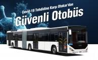 Otokar'ın Güvenli Otobüsü İzmir'de Yola Çıktı