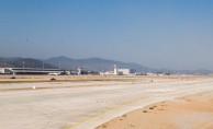 Milas Bodrum Havalimanı'nın Yenilenen Pisti Hizmete Alındı