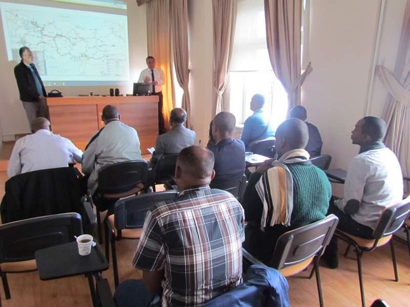 Cibuti ve Etiyopya Demiryolu çalışanlarına TCDD'de eğitim
