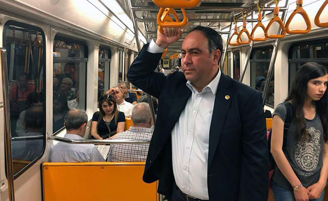 adana metrosu zülfikar inönü tümer