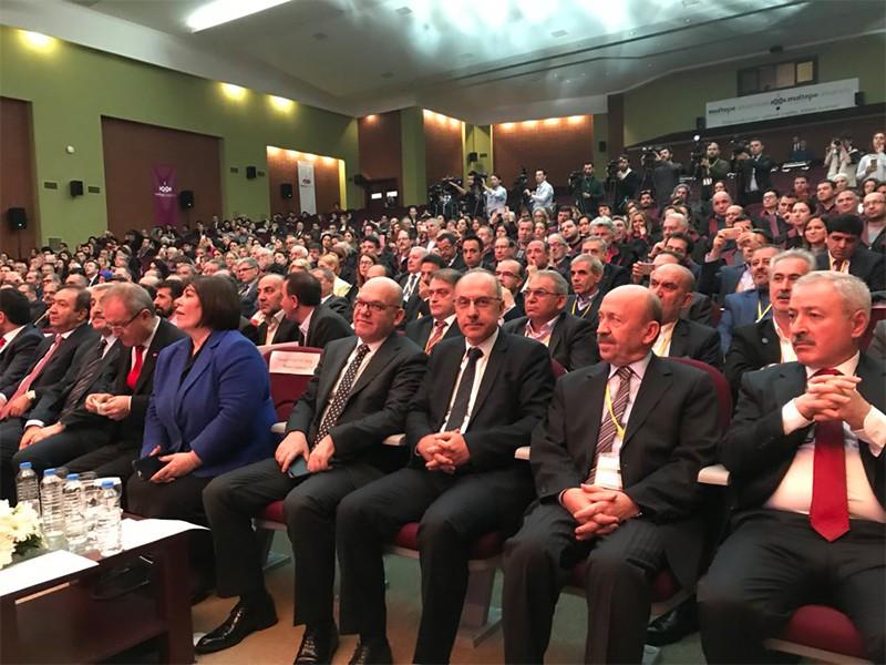 Bakan Arslan'a Fahri Doktora Ünvanı Verildi