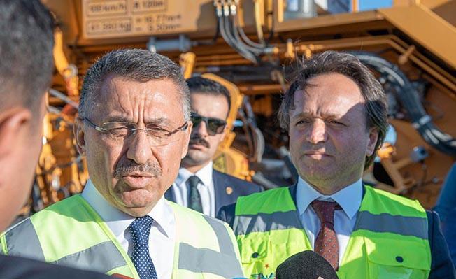Ankara Sivas YHT Hattının 2020 Sonunda Tamamlanması Hedefleniyor