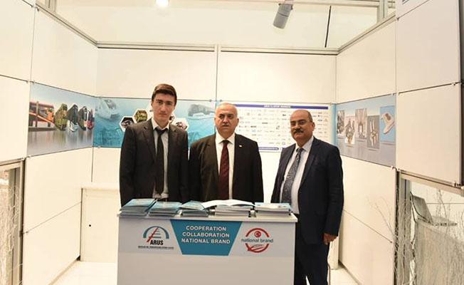 ARUS, Dünya Yüksek Hızlı Demiryolu Kongresine Katıldı