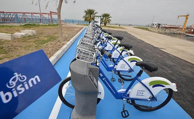 bisim bisiklet kiralama ücreti