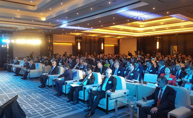TCDD taşımacılık Veysi Kurt Çin