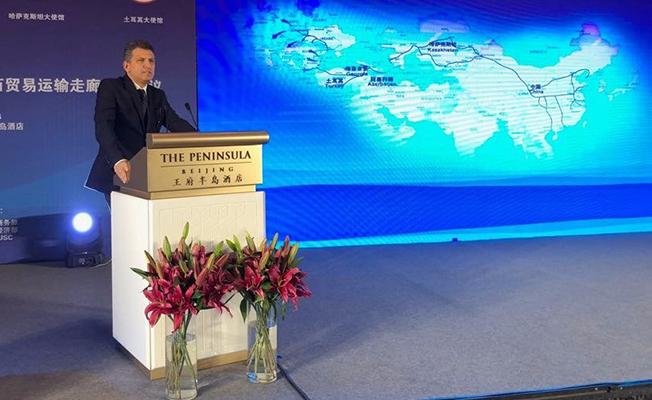 TCDD taşımacılık Mehmet Altınsoy Çin