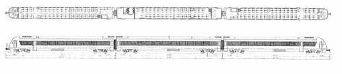 TÜVASAŞ - DMU Dizel Tren Seti