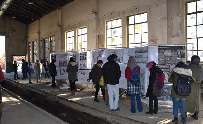 eskisehir-demiryolu-binalar-endüstriyel-miras-icin-Zorluklar-ve-firsatlar-sergisi