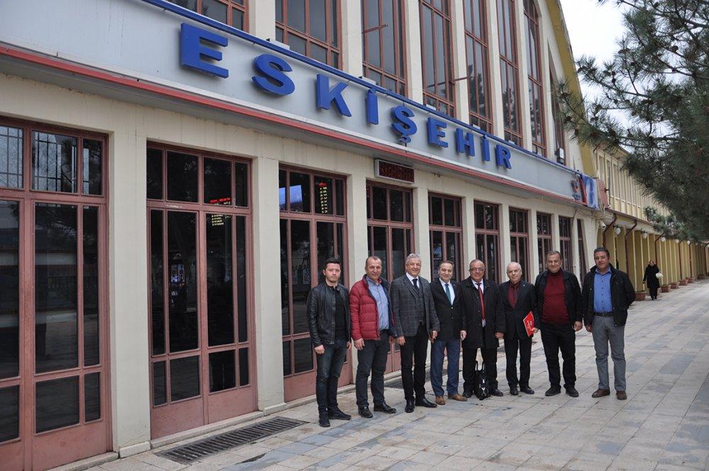 Türk Ulaşım Sen Eskişehir