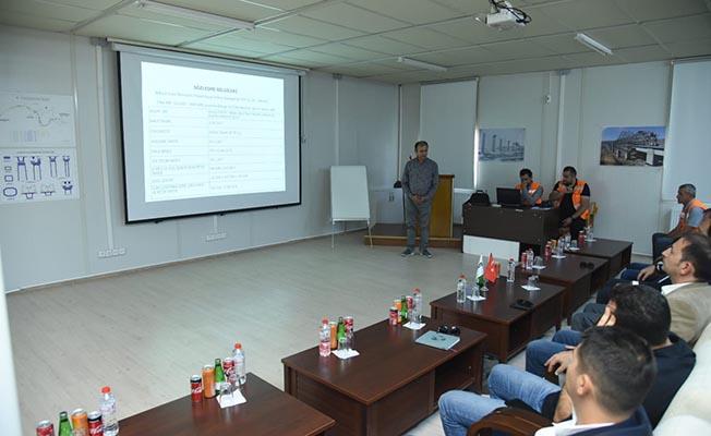 Ankara Sivas YHT Projesi Elmadağ Şantiyesi