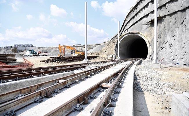istanbulda yapımı devam eden raylı sistem hat uzunluğu
