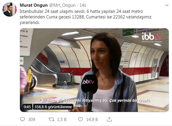 istanbul 24 saat metro ulaşımı trenhaber