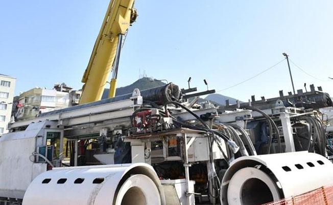 milyarlık metro yatırımı narlıdere metrosu temeli atıldı