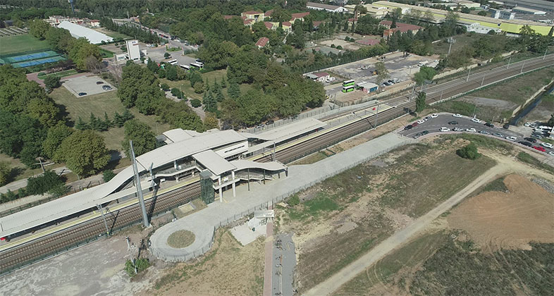 gebze fatih tren istasyonuna otopark