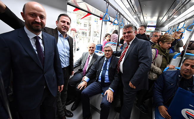 Konak Tramvayı İzmir