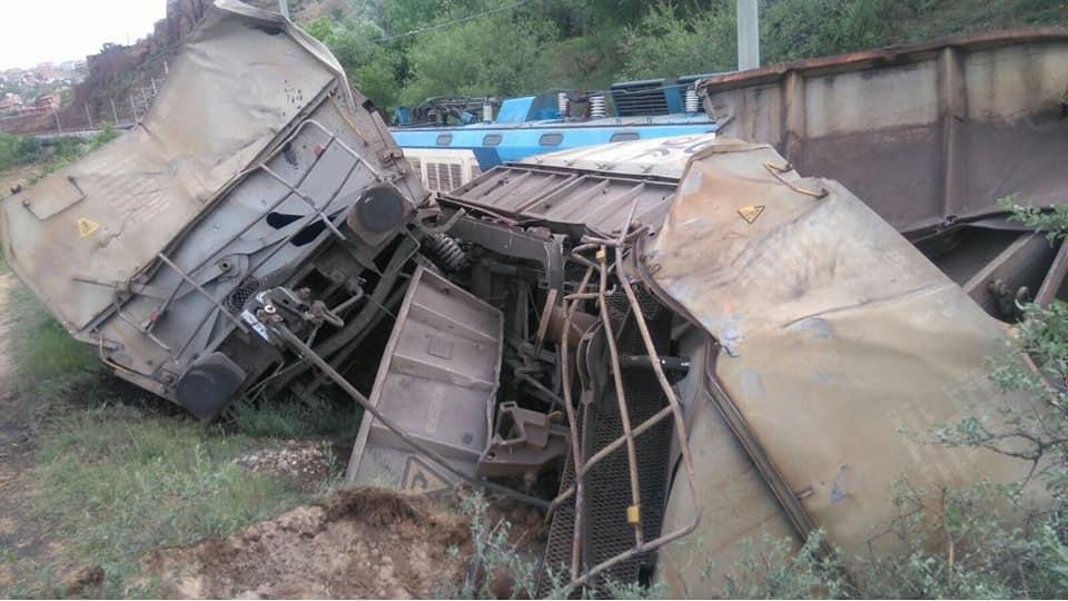 malatya hekimhan tren kazası