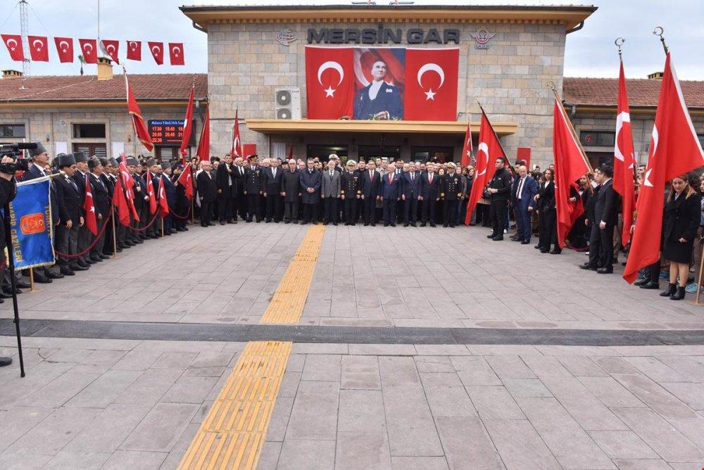 Mersin Tren Garı Temsili Milisler