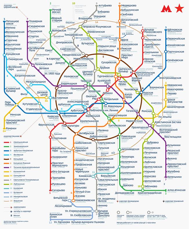moskova metro haritası moscov metro map