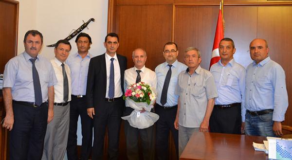 Selim Koçbay Yeniden İzmir Bölge Müdürü Oldu
