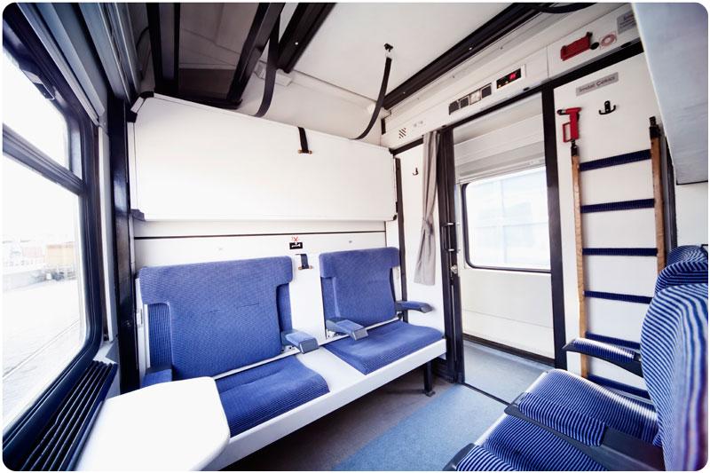 TCDD kuşetli vagon