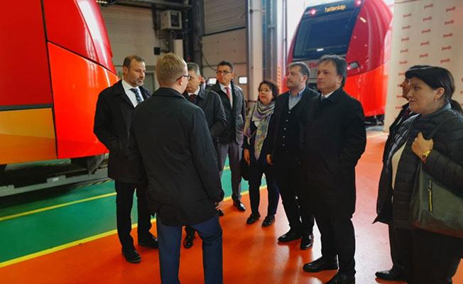 TCDD ile Rus Demiryolları RZD İşbirliği