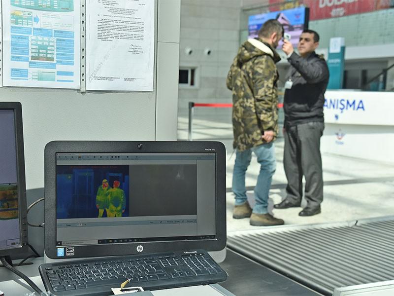 tcdd gar ve istasyonlara termal kamera