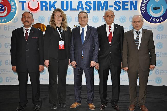 Türk Ulaşım Sen Yönetim Kurulu