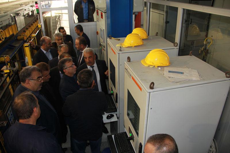 tyrkiye ve iran demiryolu heyetlerinin 35-inci toplantisi yapildi-tcdd-haber