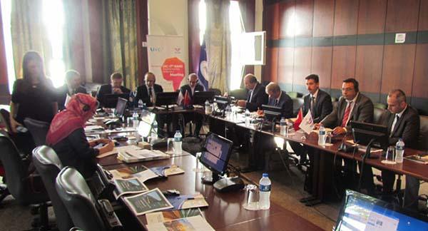 UIC 17 Rame Toplantısı İstanbul'da Yapıldı